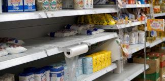 продукты на карантин, коронавирус